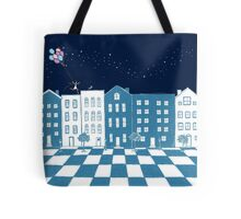 Follow The Stars Tote Bag
