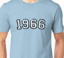 Year 1966 Vintage Birthday Unisex T-Shirt