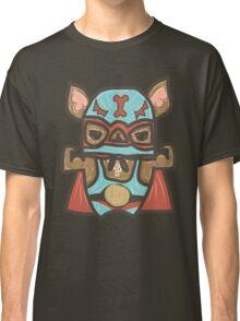 Luchadog Classic T-Shirt