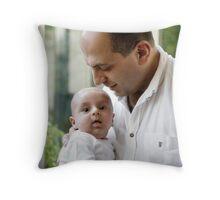 Baby Alexander  Throw Pillow