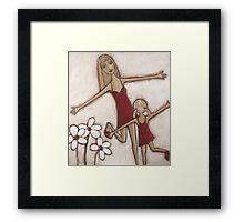 """""""Summer Holiday"""" Framed Print"""