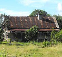 Old farm house by Teagan Louise