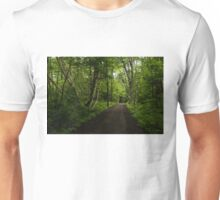 Summer Forest Tranquility - Beautiful Charlevoix, Quebec, Canada Unisex T-Shirt