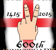 Battle of Agincourt 600th Aniversary by Radwulf