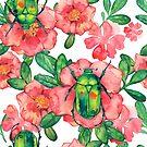 - Wild rose pattern 3 - by Losenko  Mila