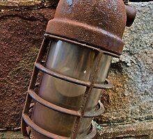 Lamp by Jeff Clark