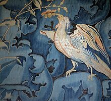 Silver Pheasant of Chenonceaux by A.M. Ruttle