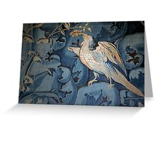 Silver Pheasant of Chenonceaux Greeting Card