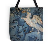 Silver Pheasant of Chenonceaux Tote Bag