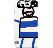 pirate man  iPhone Case/Skin