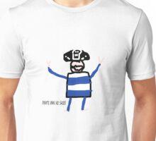 pirate man  Unisex T-Shirt