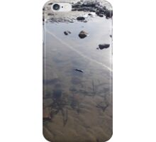 Beach Rock Pool Print iPhone Case/Skin