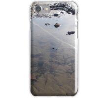 Beach Rock Pool Print iPhone Case/Skin