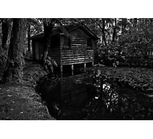 Alfred Nicholas' Boathouse #2 Photographic Print