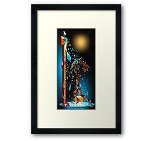 Living Water V Framed Print