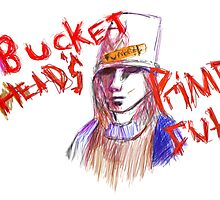 Buckethead's prime cuts by Evilneck