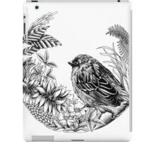 Little Sparrow iPad Case/Skin