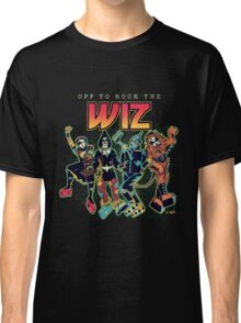Off To Rock The Wiz Classic T-Shirt
