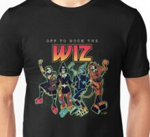 Off To Rock The Wiz Unisex T-Shirt