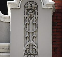 Architectural Art Nouveau  by Christopher Biggs