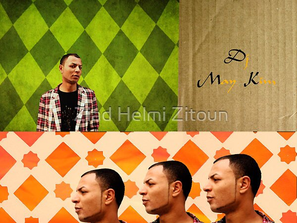 DJ May Kim Marrakech by Ziad Helmi Zitoun
