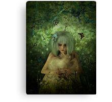 Pandora - The Secret Keeper's Daughter Canvas Print