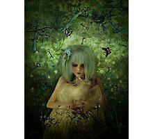 Pandora - The Secret Keeper's Daughter Photographic Print