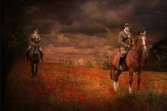 Lest We Forget by Lissywitch