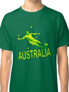 Australia Soccer 2010 Classic T-Shirt