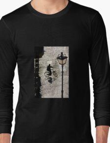 City Cyclist Long Sleeve T-Shirt