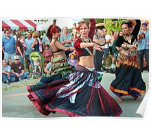 Belly Dance Poster