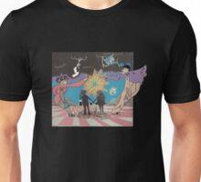 Acid House Flyers Mash Up Unisex T-Shirt