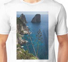 The Mediterranean Magic of Capri  Unisex T-Shirt