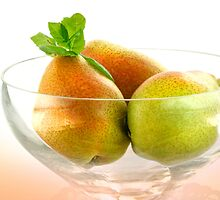 Pear's Vitamine Trio by SmoothBreeze7