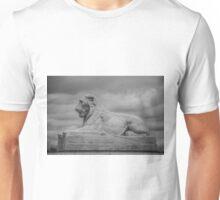 Fountain Lion  Unisex T-Shirt