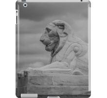 Fountain Lion  iPad Case/Skin
