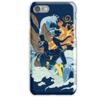 Two Avatars iPhone Case/Skin