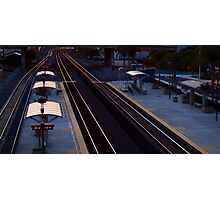 The Station Photographic Print