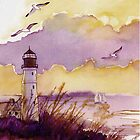 light house by doodlesdaddles