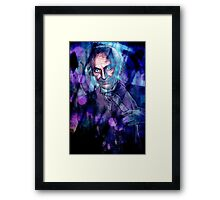 The First Doctor Framed Print