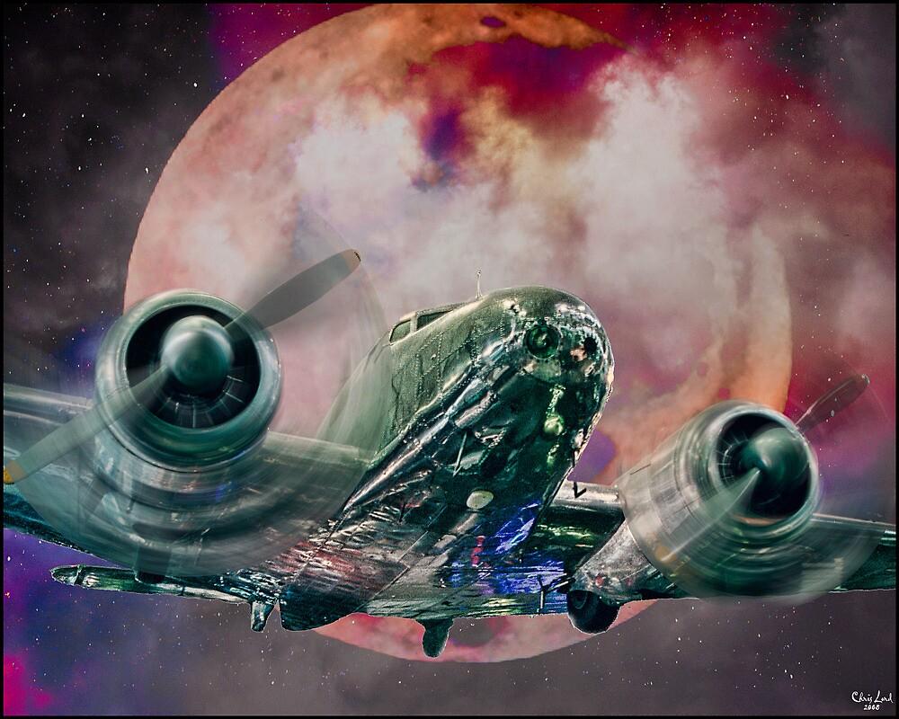 Fantasy Night Flight by Chris Lord