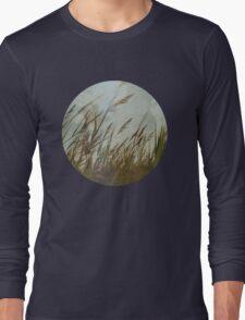 Dutch Dunes in the Summer Sun  Long Sleeve T-Shirt