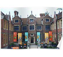 Chillington Manor House Poster