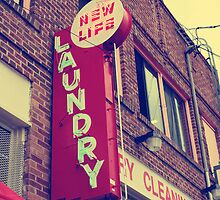 New Life Laundry by Ashi Fachler