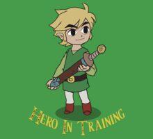 Legend of Zelda Hero In Training Kids Clothes