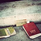 Discarded religion by Ashi Fachler