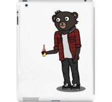 Beer Bear iPad Case/Skin