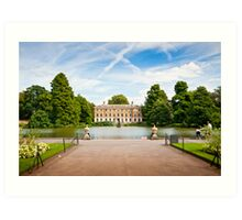 Museum No1: Kew Gardens, London, UK Art Print