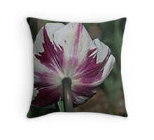 Tulip Grounded Throw Pillow