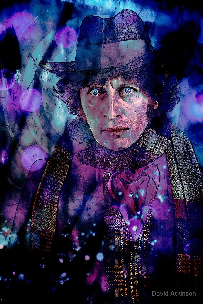 The Fourth Doctor by David Atkinson